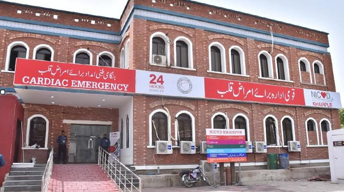 Sindh closes OPDs at major public hospitals closed for next 15 days