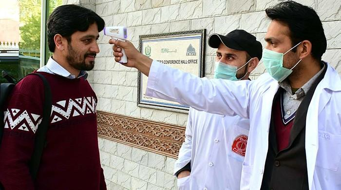 Sindh prepares 'mass quarantine facilities' for 10,000 people amid COVID-19 outbreak