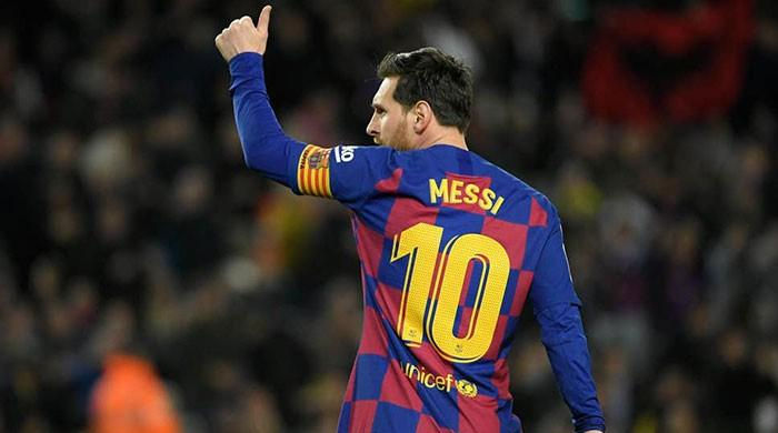 Lionel Messi donates one million euros towards fighting coronavirus - The News International
