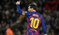 Lionel Messi donates one million euros towards fighting coronavirus
