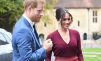 Meghan Markle doesn't want Prince Harry 'traveling anywhere' right now