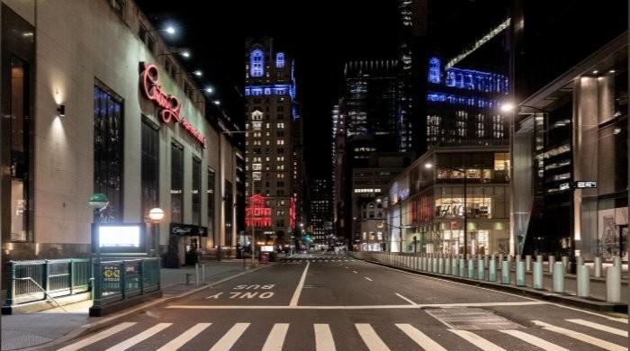 New York: 'City that never sleeps' becomes epicentre of coronavirus outbreak