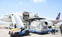 Coronavirus outbreak: Chinese medical team, relief arrives in Pakistan