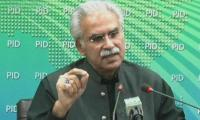 In Pakistan, 25 patients have recovered from coronavirus: Dr Mirza