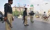 Sindh lockdown: Police monitor citizens' movements via app