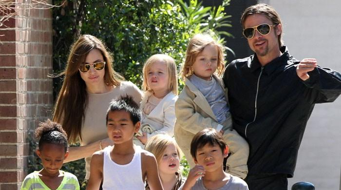 What Brad Pitt and Angelina Jolie's kids are up to in quarantine