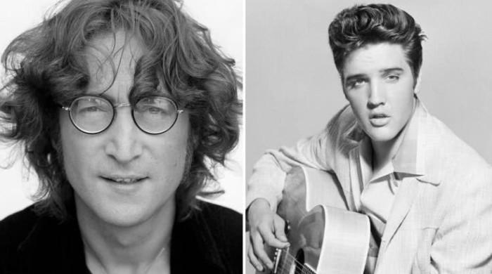 Elvis Presley asked for John Lennon to be 'thrown out' of the US: report