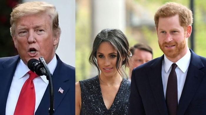 Meghan Markle, Prince Harry in LA: Trump says 'US will not pay for their security protection'