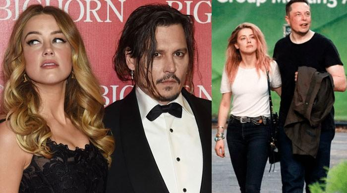 Johnny Depp reveals ex wife Amber Heard cheated on him with Elon Musk: report