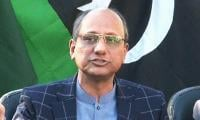 Saeed Ghani announces recovery, says tested negative for coronavirus