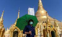 Myanmar confirms its first coronavirus death