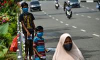 Emergency declared in Indonesia as coronavirus deaths jump again