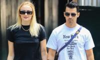 Sophie Turner reveals Joe Jonas feels like in prison with her in self-isolation