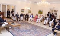 PM Imran constitutes five-member committee for protection of media workers, industry