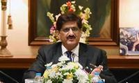 Sindh CM asks federal govt for PPEs, coronavirus testing kits to deal with shortage