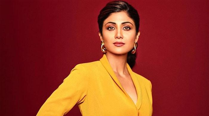 Shilpa Shetty praises mother-in-law for working out in home gym