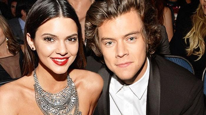 Harry Styles and Kendall Jenner out on a socially distant date? - The News International