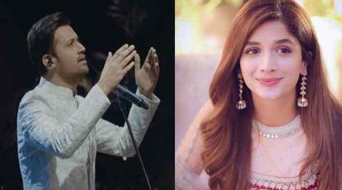 Actress Mawra Hocane shares her thoughts on Atif Aslams rendition of Azaan - The News International
