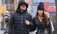 Leonardo DiCaprio and girlfriend Camila Morrone look ethereal during stroll