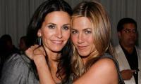 Jennifer Aniston in splits over Courteney Cox's TikTok antics