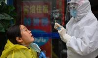 No new virus deaths reported by China on Tuesday