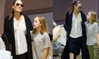 Angelina Jolie open to let children meet Brad Pitt during COVID-19 lockdown