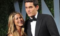 Jennifer Aniston cracks up seeing ex John Mayer make a self-deprecating joke