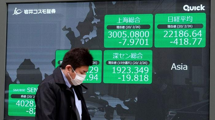 Stocks rally as restrictions are eased and death rates drop