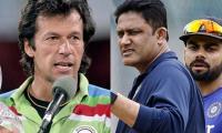 Anil Kumble only Indian bowler in Ramiz Raja's all time Indo-Pak ODI XI, Imran Khan as skipper