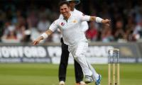 Yasir Shah welcomes another baby