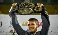Russian sports star Khabib asks his Dagestan natives to follow COVID-19 containment rules