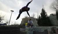 Iran arrests parkour athlete for committing 'vulgar' acts
