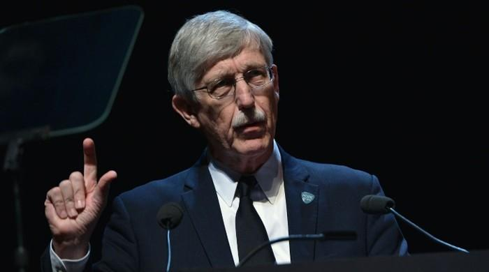 Top US health official calls for country's coronavirus vaccine to be shared with the world