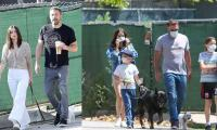 Ben Affleck convinces kids to spend time with girlfriend Ana de Armas