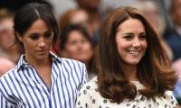 How Meghan Markle and Kate Middleton locked horns over a clothing item at the royal wedding