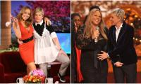 Ellen DeGeneres 'pushed' Mariah Carey into revealing pregnancy before miscarriage