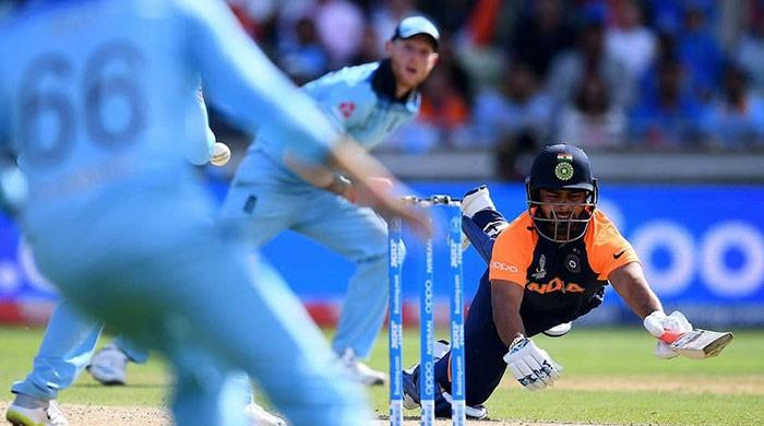 WC 2019: Ben Stokes alleges there was no intent shown from MS Dhoni during all-important game - The News International