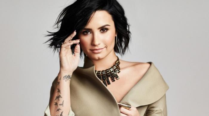 Demi Lovato lauds the LGBTQ+ community for their 'resilience' and 'strength'
