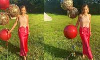 Rita Ora dazzles in balloon-inspired photoshoot