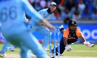 WC 2019: Ben Stokes alleges there was 'no intent shown from MS Dhoni' during all-important game