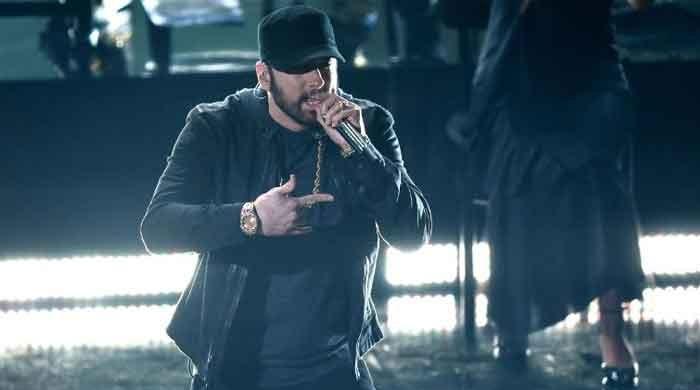 Eminem updates his fans on MMLP music videos - The News International