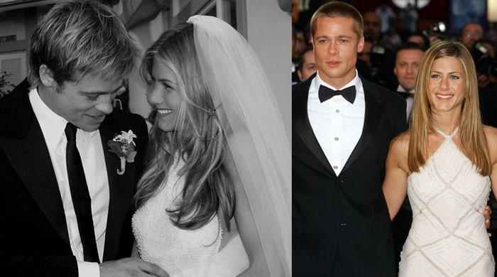 Jennifer Aniston and Brad Pitt had a lavish wedding ceremony: report