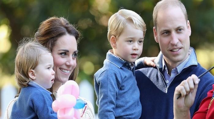 Prince William details the struggle of homeschooling Prince George, Princess Charlotte
