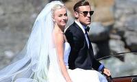 Julianne Hough and Brooks Laich officially split after two years of marriage