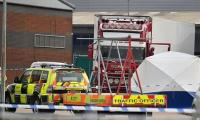 Suspects in UK migrant truck tragedy charged in France