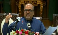 PM's aide Shahzad Akbar says sugar probe report a 'charge sheet' against Shahid Khaqan Abbasi