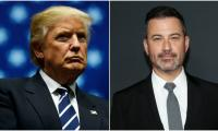 Jimmy Kimmel slams Donald Trump for fanning the flames of racism in America