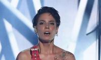 Halsey says she was not arrested from Los Angeles protest