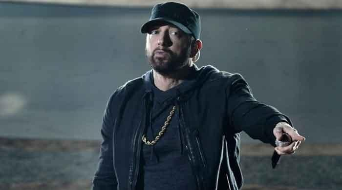 Eminem supports 'Back Out Tuesday' observance over George Floyd's death