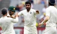 India's Bumrah seeks 'alternative' to saliva for shining the ball